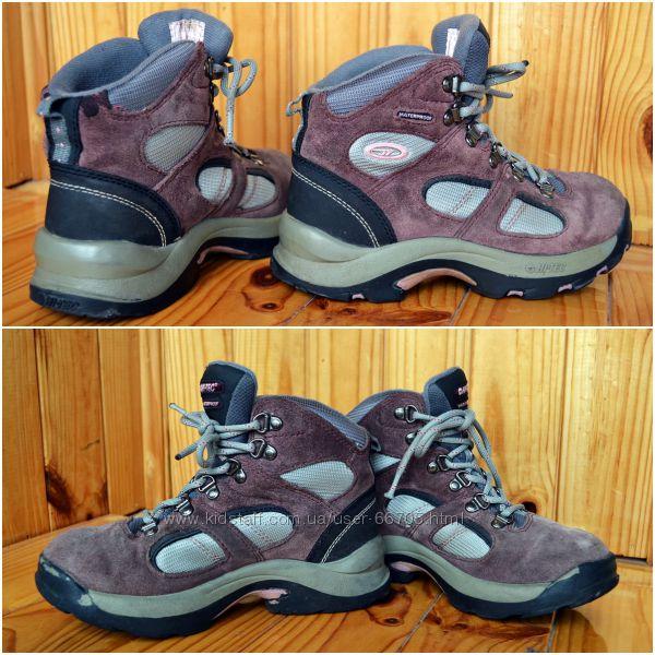 ботинки Hi-Tec, р. 33 стелька 21. 5см