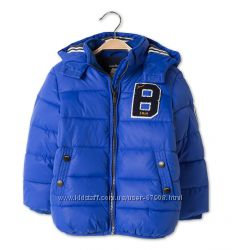 Демисезонные и зимние куртки от C&A