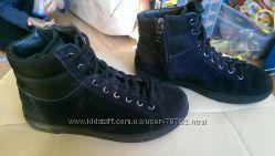 Деми ботинки PRADA, оригинал