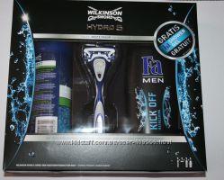 Станок для бритья Schick Wilkinson Hydro 5 в подарочном наборе