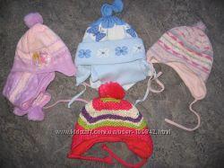 Шапочки зимние, шапочные комплекты