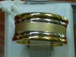 Стильные кольца 585 проба