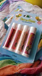 Тонированные бальзамы для губ Sierra Bees