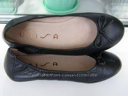 Фирменные балетки Unisa 36 размера