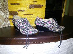 Туфли ботильены