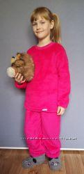 Детские  пижамы  мальчикам и девочкам велсофт, 86-110-128