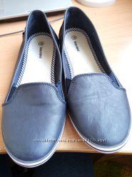 кожаные балетки, туфли Graceland, 37, 38