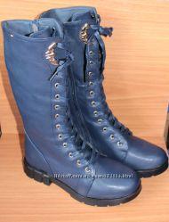 Демисезонные ботинки на девочек тм Том. м 33-38 р.