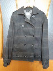 Куртка-пиджак теплая осень-весна