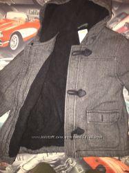 Пальто Gymboree демисезонное на синтипоновоц подкладке