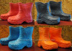 Сапоги резиновые детские Vitaliya 25-32 размеры