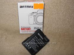 Аккумулятор EN-EL14 для Nikon D3100, Nikon D5100