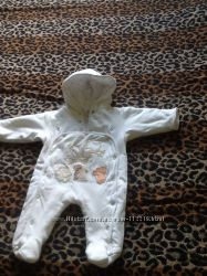 Одежка малышу 0-6 месяцев