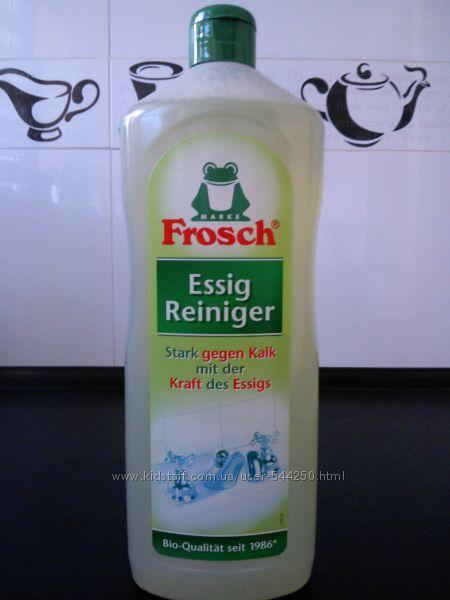 Очистительное средство  Frosch Фрош из яблочного уксуса 1 л