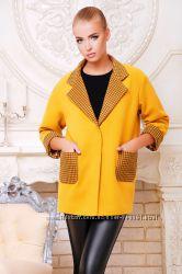 Женские пальто разные цвета