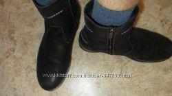 Зимние ботинки Кантседал 44 р-р чёрные.