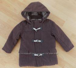 Демисезонная куртка John Lewis с капюшоном для мальчика 12-18 мес.  80 - 8