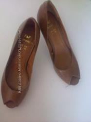 Классные офисные туфельки 36 размер