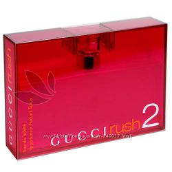 Gucci Rush 2 Gucci тестер Германия