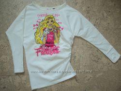 Реглан Туника модная Barbie