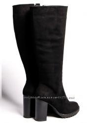 Модные сапоги зимние женские Mangus
