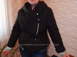 новая теплая куртка 46-48р