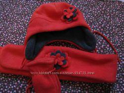 Продам шапочный комплект 44-46 см