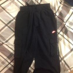 Спортивные брюки Nike оригинал на парня рост 150-160 см