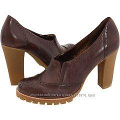 Новые туфли ботильоны Сhristin-michaels натуральная кожа  по стельке 25, 5