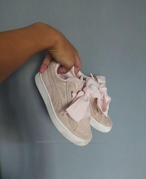 Puma кеды кроссовки