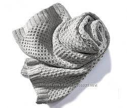 Теплый шарф Tchibo. 200х30см