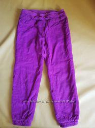 Штаны ,  брюки ,  вельветовые на подкладке,  CHICCO, 5 лет ,  110 см
