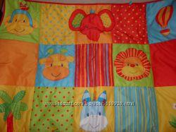 mothercare развивающий коврик  в отличном состоянии после одного ребенка