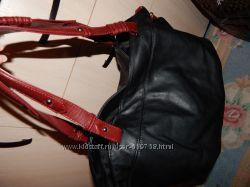 Две сумки Zara, беж и черная