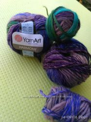 нитки от YarnArt
