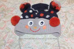 шапочка на 2 годика