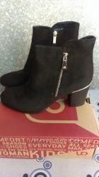 Новые ботинки 40 размер