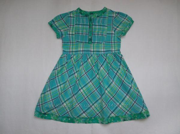 Платье для девочки на рост 122-128 см Topolino