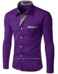 Рубашки мужские более 80 моделей
