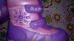 Зимние сапожки ботиночки МхМ 27 размер 17, 2 см