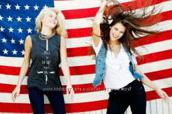 Покупки в магазинах Америки