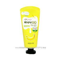 Банановый крем для рук KWAILNARA Banana Milk Hand Cream, 60 мл