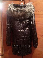 куртка пуховик с капюшоном