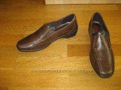 ECCO туфли женские кожаные р. 37, 5