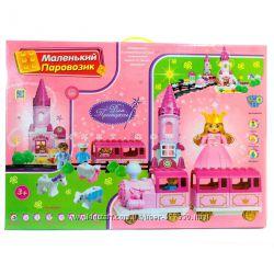 Конструктор  6288А Волшебное путешествие, Dream Palace 0444 Крупные детали