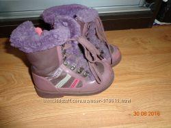 Lapsi Теплые Удобные Зимние ботинки в 27 размере