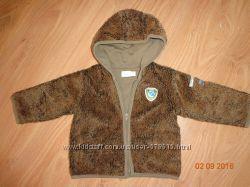 MEXX Оригинал Стильная легкая детская куртка для теплой осени на 74 рост
