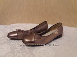 Шкіряні туфли Gabor 25. 5cм39-40р
