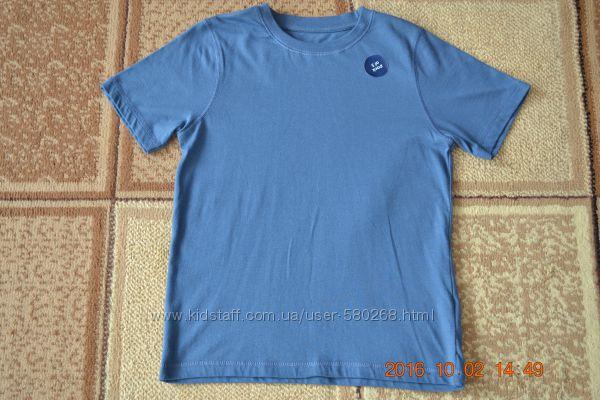 новая футболка Mothercare на 6-8лет