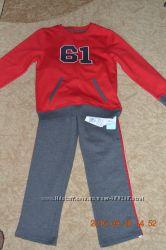 новый тепленький Спортивный костюм Mothercare